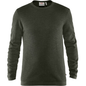 Fjällräven High Coast Merino Sweater Men deep forest